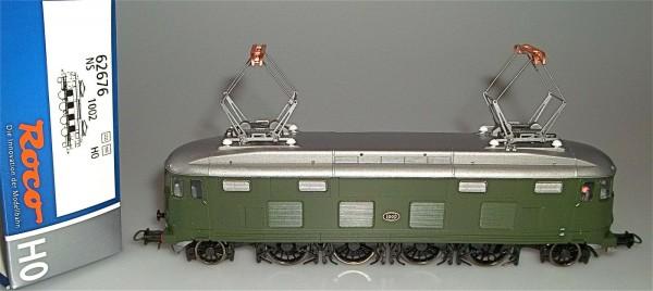 NS Serie 1000 grün Elektrolok EpIII Roco 62676 H0 1/87 OVP neuwertig KG4 µ *