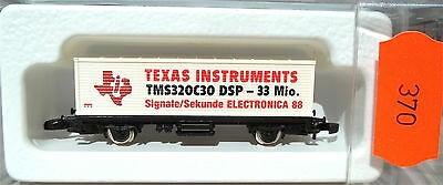 Texas Instruments, Containerwagen Kolls 88720 Märklin 8615 Z 1/220 *370*
