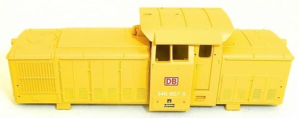 346 607-5 Diesellok Gehäuse DB Gelb Gelborange TT 1:120 Ersatzteil å *