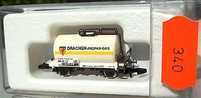 Drachengas, Kesselwagen Kolls 88704 Märklin 8612 Z 1/220 *340*