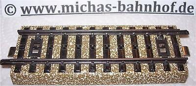 M Gleis halbe gerade Märklin 5107 GC2 å