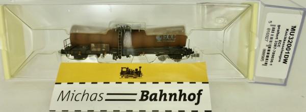 Knickkesselwagen ECC gealtert MU32001DW Modellbahn Union N 1:160 HR6 å