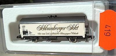 Schlumberger Sekt, Kolls 89002 Märklin 8600 Spur Z 1/220 *419*