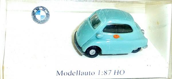 BMW Isetta lichtgrün IMU/EUROMODELL H0 1/87 OVP # GB 5 å