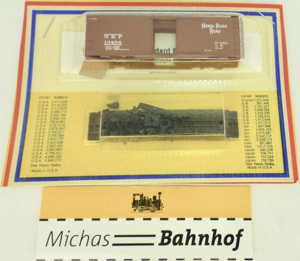 BLISTER KIT Nickel Plate Road 13456 Bausatz Micro Trains 20018 N 1:160 HC6 å