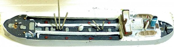 Margareta WELFIA 085 Schiffsmodell 1:1250 SHP597 å *
