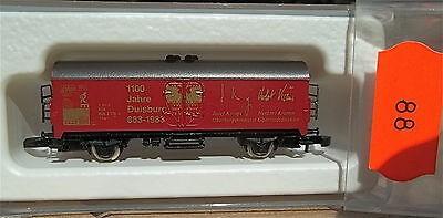 1100 J. Duisburg 883-1983, Kolls 86701 Märklin 8600 Spur Z 1/220 *88*