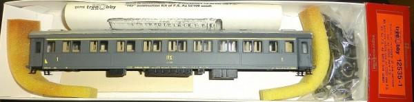 FS Az 52108 Personenwagen BAUSATZ trenHObby Rivarossi 12535-1 H0 1:87 å *