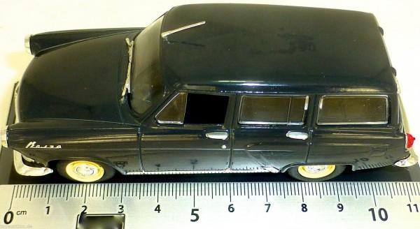 GAZ M22 Volga Kombi PKW anthrazit 014 NEU 1:43 µ *