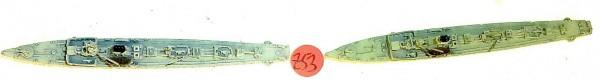 2x T2 1944 Neptun N 1068c Schiffsmodell 1:1250 SHPZ53 å *