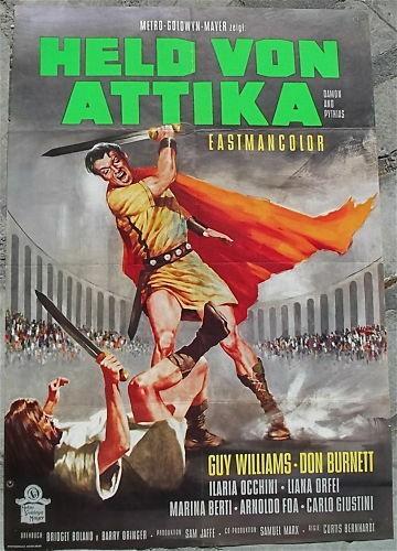 Held von Attika Filmplakat