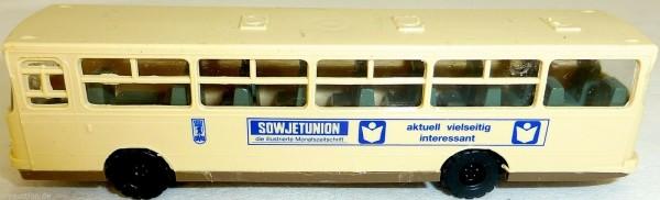 BVB SOWJETUNION DIE ILLUSTRIERTE MONANTSZEITSCHRIFT Ikarus Bus TT 1:120 #HN5 å