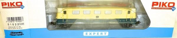 E 141 217-0 Elektrolok blau creme DB EpIV PIKO 51522 PluX22 H0 1:87 HQ2 µ *