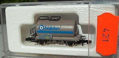 Boliden grau/blau, Kesselwagen Kolls 89705 Märklin 8612 Z 1/220 *421*