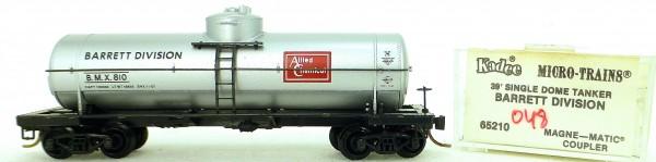 Micro Trains Line 65210 Barrett BMX 810 39' Single Dome Tank Car 1:160 OVP #i048 å