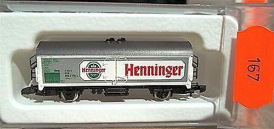 Henninger, Kolls 86008 Märklin 8600 Spur Z 1/220 *167*