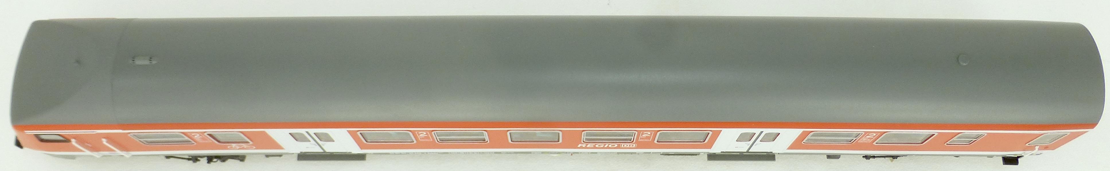 Kl Bybdzf 482.1 DBAG EP6 Roco 64208 H0 1:87 HD2 å Nahverkehrs Steuerwagen 2