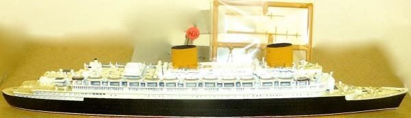 Europa Turbinenschiff Mercator M313 Schiffsmodell 1:1250 SHPA01 å *