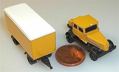 Hanomag ST100 mit Postwagen Metall/Kunststoff Kleinserie 1:160 #HT2 å *