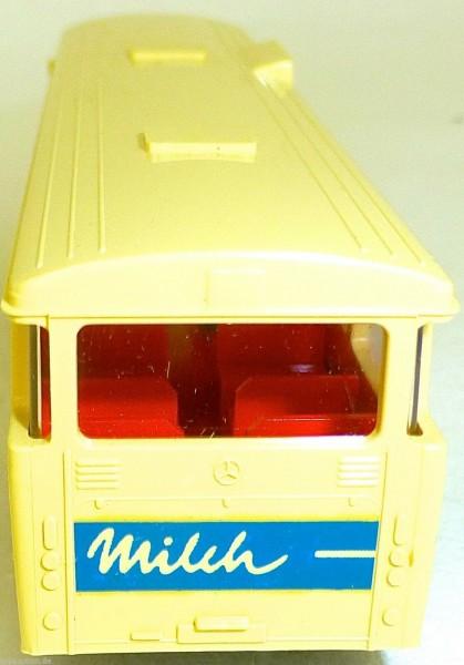 5 Zoo Trinkt Milch MILCH MB o305 GESUPERT aus WIKING Bus H0 1:87 GD4 å *