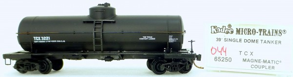 Micro Trains Line 65250 TCX 3221 39' Single Dome Tank Car 1:160 OVP #i044 å