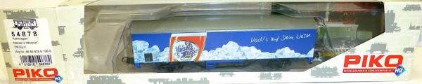 Meisels Weisse Bier Kühlwagen DB EpV Piko 54878 H0 1:87 OVP HU2 µ