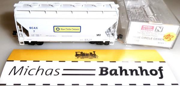 BCAX 7 2 Bay ACF Center Flow Hopper Micro Trains Line 92180 1:160 OVP R103 å