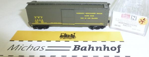 MICRO TRAINS 39140 NWP 1934 40' Wood Sheathed Boxcar N 1:160 OVP #25L å