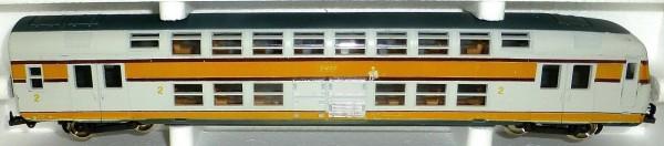 SNCF Doppelstockwagen Steuerwagen LIMA 9230 H0 1:87 å *