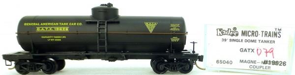 Micro Trains Line 65040 GATX 19626 39' Single Dome Tank Car 1:160 OVP #i079 å