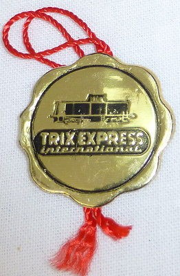 TRIX EXPRESS international Prüfsiegel