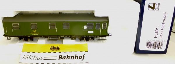 Bahn Postwagen Bauart 2-a/14 DBP Lima HL6011 H0 1:87 NEU HF7å *