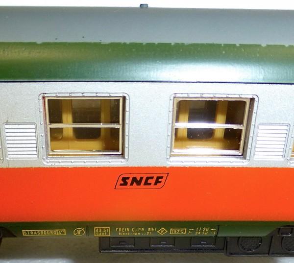 SNCF FTS Personenwagen LIMA 309239 H0 1:87 OVP å √