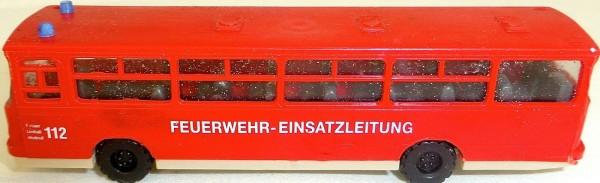 FEUERWEHR EINSATZLEITUNG Ikarus Bus TT 1:120 #HN5 å *