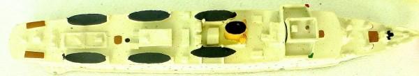 Königin Luise M524 Schiffsmodell 1:1250 #65 å *