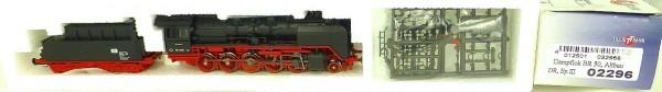 BR 50 Altbau Dampflok DR EpIII Tillig 02296 TT 1:120 OVP NEU HL2 µ *