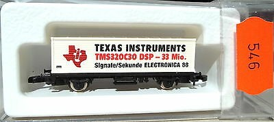 Texas Instruments Containerwagen Kolls 88721 Märklin 8615 Z 1:220 546 å