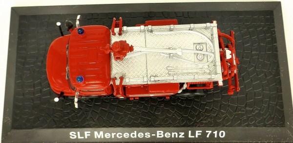 Feuerwehr SLF Mercedes-Benz LF 710 Hauber Mercedes 1:72 µ GA4 *