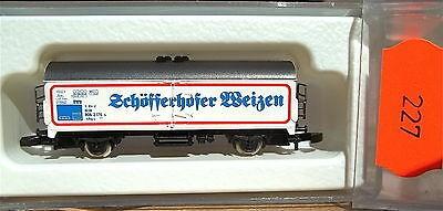 Schöfferhofer Weizen, Kolls 87006 Märklin 8600 Spur Z 1/220 *227*