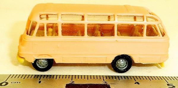 TT 1:120 Roburbus Kleinserienmodell zartrosa å *