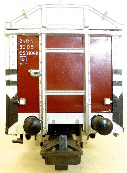 Transfesa Espana Güterwagen Electrotren 1404 H0 1:87 OVP å *