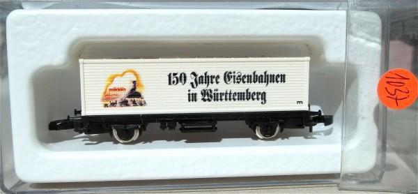 150J Eisenbahn Württemberg Containerwg Kolls 95713 Märklin 8615 Z 1:220*1037#å