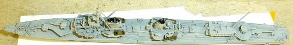Zerstörer Z28 1936 Neptun N 1062a Schiffsmodell 1:1250 SHPZ37 å *