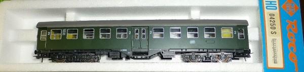 Roco 04250S DB Mitteleinstiegswagen 2te Klasse grün H0 1:87 OVP KA3 å *
