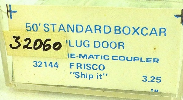 50´ Standard Boxcar FRISCO 12074 Micro Trains Line 32060 32144 N 1:160 C å*