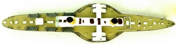Marie Henriette M408 Schiffsmodell 1:1250 #68 å *