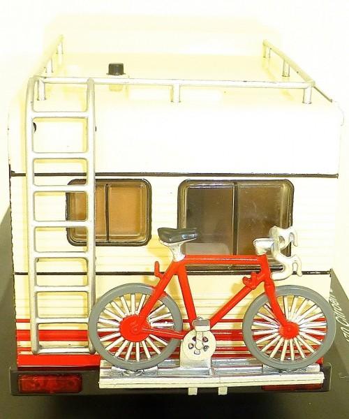 PILOTE R 470 CITROEN C 25 red Bike Atlas 1:43 OVP NEU ACCAM004 Wohnmobil U'H µ *