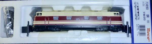 Roco 73890 Diesellokomotive BR V 180 DR PluX22 NEU OVP H0 1:87 KG2 µ