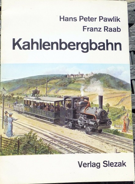 Kahlenbergbahn Pawlik Raab Slezak HN2 å *