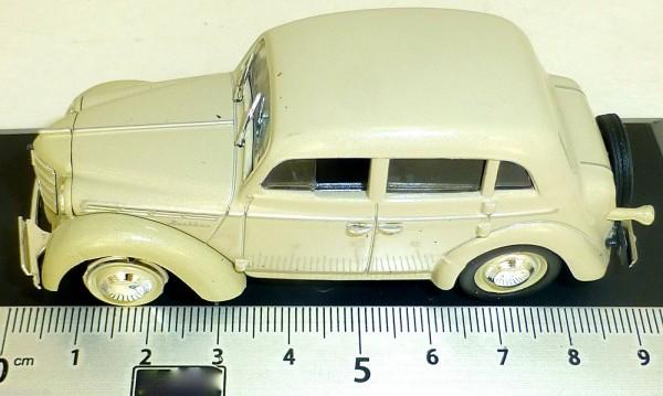 Moskvitch 400 PKW beige NEU 020 1:43 µ *